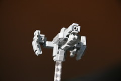 UNSC Breakforth (ABS Defence Systems) Tags: star ship lego space halo frigate unsc
