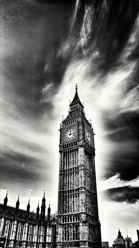 Big Ben Drama, London