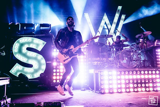 Sleeping With Sirens @ Echostage - Washington, D.C. // Shot by Jake LahahhSirens-06