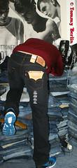self2964 (Tommy Berlin) Tags: men ass butt jeans ars levis 501