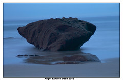 DEBA (Angel Ezkurra photography) Tags: playa euskadi deba debagoiena riodeba