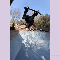 zach cusano invert steep backyard bowl hip (dallasbailey) Tags: zach bacon backyard bowl charleston skateboards cusanozach cusanobacon
