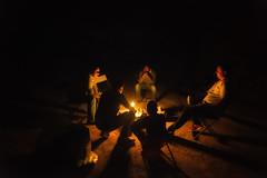 Campfire (Wajahat Mahmood) Tags: night fire shadows darkness desert campfire riyadh saudiarabia   nikond810 googlenik huraiymila
