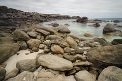 Rocky Shores (Eduardo_il_Magnifico) Tags: ocean longexposure blue sea seascape southwest water landscape rocks australia wideangle shore augusta margaretriver westernaustralia nisi sigma1020mm polariser contosbeach 10stopnd 3stopsoftgrad nikond7000