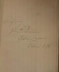 Inscription from Penn Libraries C59 Sh1 MP (Provenance Online Project) Tags: newyork boston inscription 1870 shakespearewilliam15641616 pennlibraries jrpitman furnessshakespearelibrary c59sh1mp