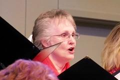 Praise The Lord ! (thegreatlandoni) Tags: church senior concert community colorado singing denver wife suburbs beloved sweetiepie chorale betterhalf swmbo thegreatlandoni jimlandon