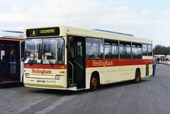 Headingham L258 (Vernon C Smith) Tags: rally cobham brooklands headingham