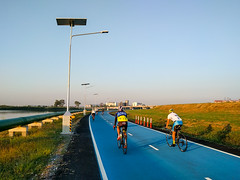 syklane_03 (plynoi) Tags: bike thailand samutprakan suvarnabhumiairport nexus5x