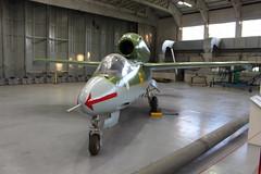 IMG_2127 (routemaster2217) Tags: fighter aircraft wwii jet aeroplane worldwarii duxford airmuseum worldwar2 worldwartwo imperialwarmuseum luftwaffe iwm jetaircraft 120235 heinkelhe162a2salamander