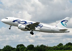 S5-AAX (AnDrEwMHoLdEn) Tags: manchester airport adria manchesterairport a319 egcc 23l