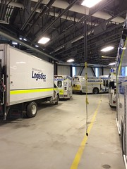 York Region EMS (GTA Emergency_Photography) Tags: york bus support garage headquarters special patient vehicles vehicle operations region ems multi logistics casualty operational