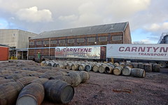 Cambus (25) (lairig4) Tags: scotland barrels pools bond whisky cambus clackmannanshire blackgrange