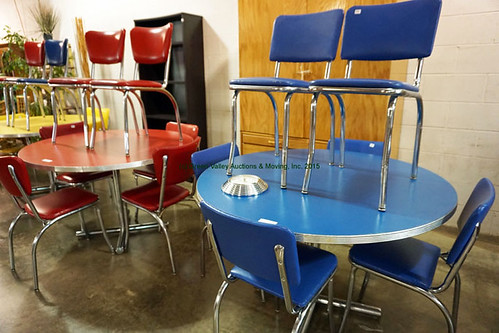 Chrome Table w/ Chairs $220.00, $462.00 - 9/11/15