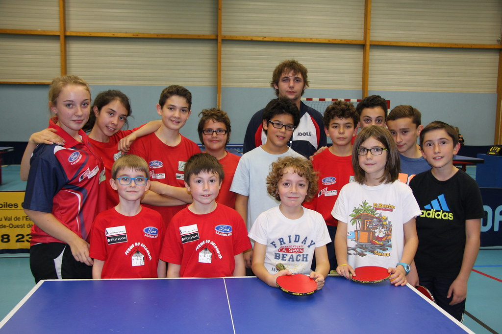 Luisant AC Tennis de Table