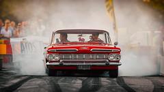 Chevrolet Impala at Power Big Meet 2015 (Subdive) Tags: car sweden smoke vehicle sverige burnout västerås powermeet hälla powerbigmeet2015