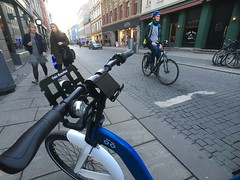 Bike Smartphone Holder (Photo: carltonreid on Flickr)