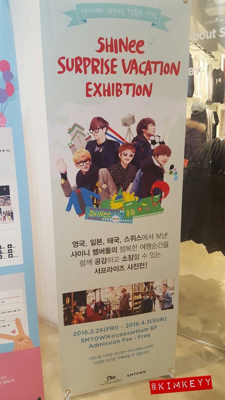 SHINee @ SHINee Surprise Vacation Exhibition 25310880535_c24e1d3ea2_o