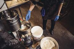 Rice Grind (LookatLao) Tags: babar lookatlao