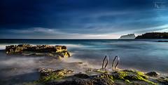 W99B2900 (isahilo) Tags: espaa beach azul mar playa cielo moraira