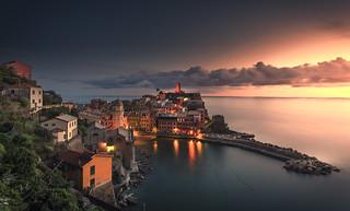 Vernazza (Cinque terre / Italy)