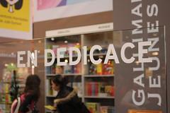 Ddicace - Livre Paris 2016 (ActuaLitt) Tags: paris livre 2016 ddicace livreparis2016