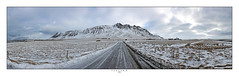 Traveling Iceland (richieb56) Tags: travel schnee panorama snow ice nature water landscape island fire iceland scenery skandinavien glacier moment scandinavia gletscher eis landschaft danmark