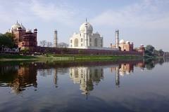 Taj Mahal - Reflection 1