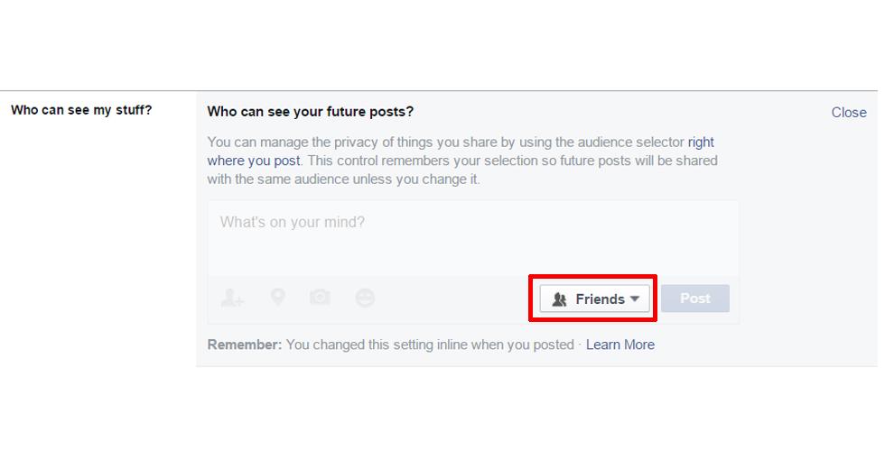 គន្លឹះពិសេស ក្នុងការការពារពត៌មាន និងទិន្នន័យរបស់អ្នកនៅលើ បណ្តាញសង្គម Facebook