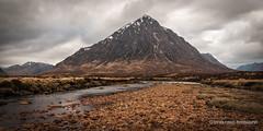 The Symbol of Scotland (Steven Fergus) Tags: mountains spring scenery walk jo hills glencoe hillwalking lostvalley westofscotland