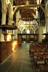 Oude Kerk interior (firepile) Tags: amsterdam oldchurch oudekerk