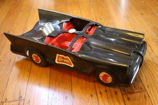 Mego Batmobile (1974)