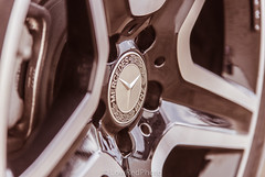 'AMG -2' (LowRedPhoto) Tags: abstract monochrome car wheel mercedes engineering minimalist amg brooklands biturbo
