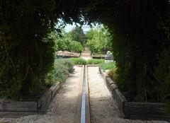 Path and Drain (RobW_) Tags: march path farm saturday drain western cape paarl 2016 simondium babylonstoren 05mar2016