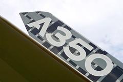 Airbus A350 XWB - Fidae 2016 (alobos Life) Tags: chile santiago de airplane aircraft airbus 900 avion comercial 2016 fidae a350 xwb