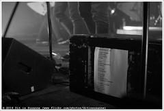John Coffey @ Vera Mainstage (Dit is Suzanne) Tags: blackandwhite netherlands concert zwartwit availablelight gig nederland groningen setlist vera soldout sigma30mmf14exdchsm views50   veraclub uitverkocht   beschikbaarlicht canoneos40d johncoffey   veramainstage ditissuzanne 18122015