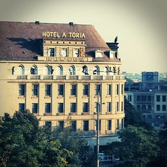 Gone glory (Jrn Pachl) Tags: abandoned hotel decay saxony olympus leipzig astoria aviary olympuspen grandhotel lomofilter olympusep1 keylinefilter