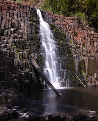 Dip Falls (laurie.g.w) Tags: fall water waterfall rocks falls tasmania dip