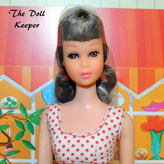 1966 Vintage Brunette Francie Doll (The doll keeper) Tags: vintage doll 1966 brunette francie