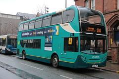 Arriva Merseyside 4600 SL64JFG (aptyldsley) Tags: sthelens