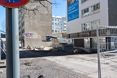 Amurin Hurmuri 04/2016 (location: unknown) Tags: buildings finland living europe places demolition underconstruction tampere deconstruction purkaminen amurinhurmuri