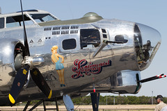 Boeing B-17 -Sentimental Journey- (nose) -2124 (rob-the-org) Tags: nose iso100 noflash 100mm b17 boeing f80 uncropped flyingfortress ffz sentimentaljourney mesaaz falconfield 1320sec kffz arizonawingofthecaf topapril2016