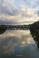 102_Face_to_face (A_Veintemillas) Tags: bridge face rio river puente photography photo spain day foto cordoba 365 fotografia da dias reflejos reflexes