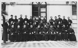 02. Sacerdotes jesuitas del San Ignacio