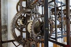 Reloj del Giraldo. Catedral de Cuenca. ( Ao 1536) (Jose Luis RDS) Tags: sony cuenca rx rx10 rx10rx10
