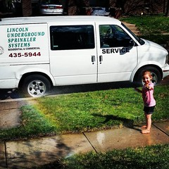 Photo (Lincoln Underground Sprinkler Systems Inc.) Tags: underground systems sprinkler lincoln inc instagram