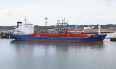 'Amur Star' - Fawley (Neil Pulling) Tags: uk england port ship harbour ships hampshire southampton shipping tanker fawley southamptonwater fawleyrefinery amurstar