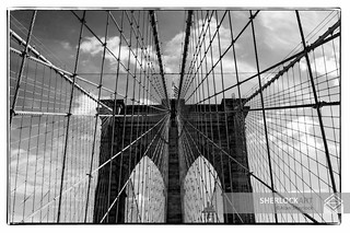 Brooklyn Bridge #1, NYC 2009