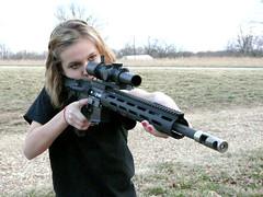 Gun Girl (A Gun & A Girl.) Tags: girls muscles blood arms guns hotgirls sexygirls girlswithguns shootingguns gettingshot gunshotwounds hotguns girlsshootingguns girlsgettingshotwithaguns