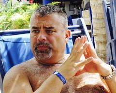 IMG_0863 (danimaniacs) Tags: shirtless man sexy guy beard mexico hunk puertovallarta stud scruff bodyhair mansolo