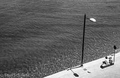 DSC_0826.jpg (cptscarlett78) Tags: blackandwhite nikon town scarlett sea castle nikon castle tom greece knights harbour aegean d7100 d7100 dodecanese kos kos neratzia